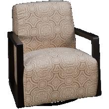 Kuka Pebble Beach Accent Swivel Chair