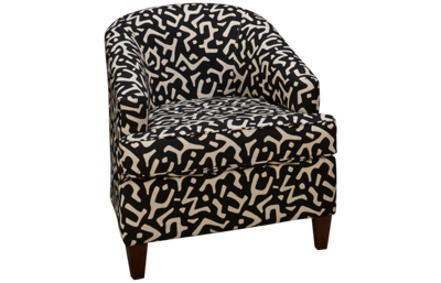 Klaussner Home Furnishings Noho Accent Chair