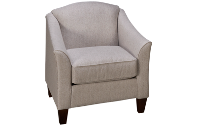 Klaussner Home Furnishings Sun Linville Accent Chair