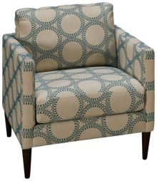 Max Home Lindsay Accent Chair