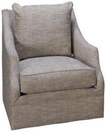 Rowe Bradford Accent Swivel Chair