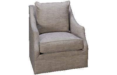 Rowe Bradford Accent Swivel Chair