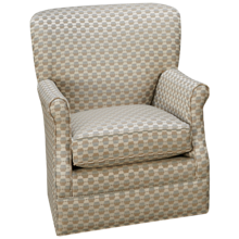 Craftmaster Design Series Swivel Chair