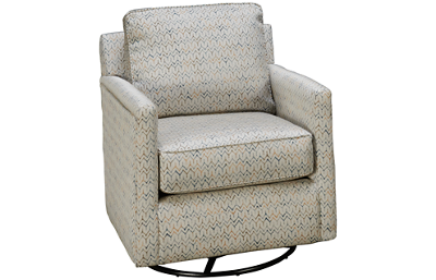 Fusion Furniture Felix Swivel Glider