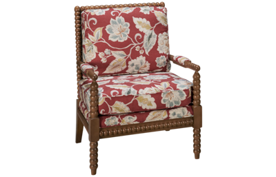 Craftmaster Shambala Accent Spool Chair