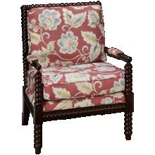 Craftmaster Shambala Accent Spool Chair