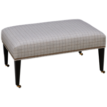 Rowe My Style Accent Ottoman