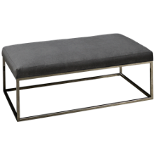 Rowe Percy Accent Cocktail Ottoman