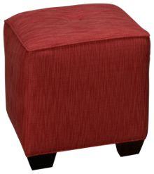 Rowe Le Parc Accent Cube Ottoman