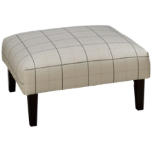 Fusion Furniture Maddox Cocktail Ottoman