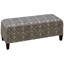Max Home Bonsai Accent Storage Ottoman with Pillows