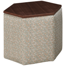 Jonathan Louis Design Lab Accent Stoarge Ottoman