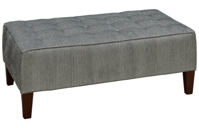 Huntington House Solutions 1 Accent Rectangle Ottoman