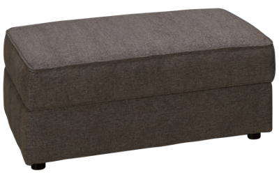 Bauhaus Bauh Simple Accent Storage Ottoman with Toss