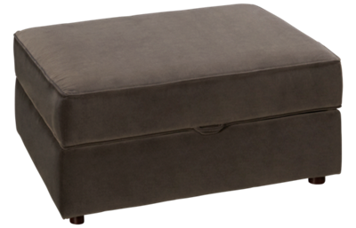 Bauhaus Select Storage Ottoman