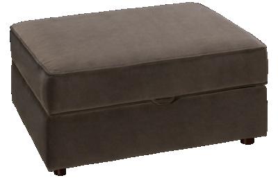 Bauhaus Select Storage Ottoman