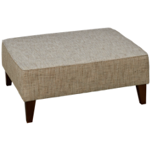 Klaussner Home Furnishings Zoe Accent Ottoman