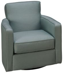 Bauhaus Klein Accent Swivel Chair
