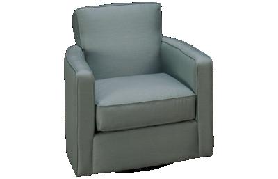 Bauhaus Klein Accent Swivel Chair
