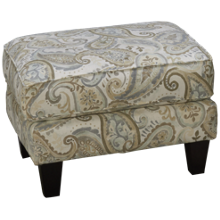 Fusion Furniture Serenity Accent Ottoman