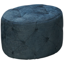 Klaussner Home Furnishings Cutler Accent Ottoman
