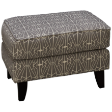 Fusion Furniture Maddox Accent Ottoman