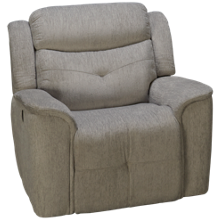 New Classic Home Furnishings Havana Power Glider Recliner