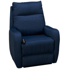 Southern Motion Race Track Power Wall Recliner With Tilt Headrest, Heat, Massage and Lumbar