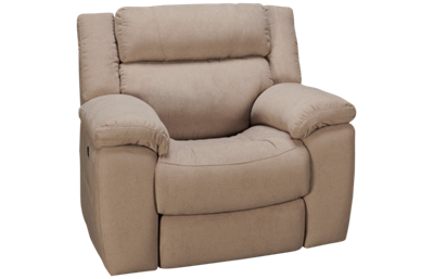 HTL Furniture Camden Power Recliner with Tilt Headrest