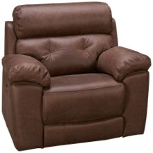 HTL Furniture McAvoy Power Recliner with Power Headrest