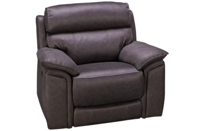 HTL Furniture Nash Power Recliner with Tilt Headrest