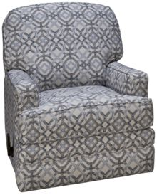 Klaussner Home Furnishings Belleview Rocker Recliner