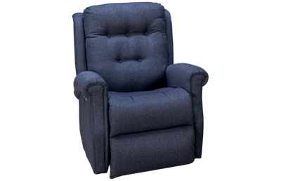 Flexsteel Minnie Power Rocker Recliner with Tilt Headrest