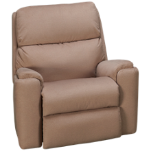 Flexsteel Rio Power Rocker Recliner with Tilt Headrest
