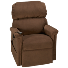 UltraComfort Serenity Power Lift Recliner with Heat and Massage