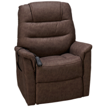 UltraComfort Explorer Power Lift Recliner with Tilt Headrest