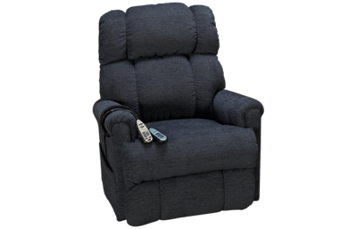 UltraComfort Oxford Power Lift Wall Recliner with Heat