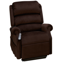 UltraComfort Stellar Eclipse Power Lift Recliner