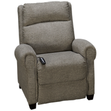 Southern Motion Saturn Power Wall Recliner with Headrest