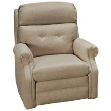 Southern Motion Nantucket Power Wall Recliner with Tilt Headrest