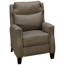 Southern Motion Bowie Power Recliner with Tilt Headrest