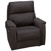 Southern Motion High Rise Power Wall Recliner with Tilt Headrest