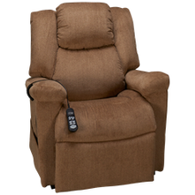 UltraComfort Daydreaming Power Lift Recliner with Tilt Headrest