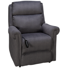 Southern Motion Superstar Power Layflat Wall Recliner with Power Tilt Headrest