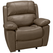 Synergy Larue Power Rocker Recliner with Power Tilt Headrest