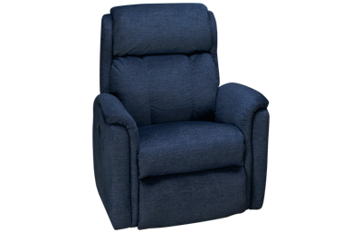 Flexsteel Luna Power Recliner with Tilt Headrest