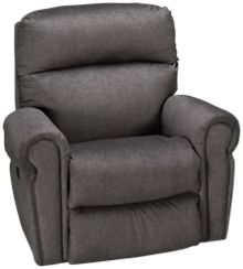 Flexsteel Langston Power Recliner with Power Tilt Headrest