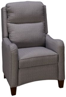 Klaussner Home Furnishings Cateret Power High Leg Recliner