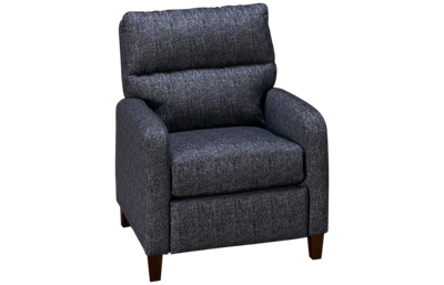 Klaussner Home Furnishings Patterns Power Accent Recliner