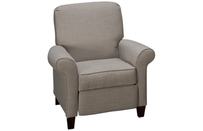 Klaussner Home Furnishings Clanton Accent Pushback Recliner